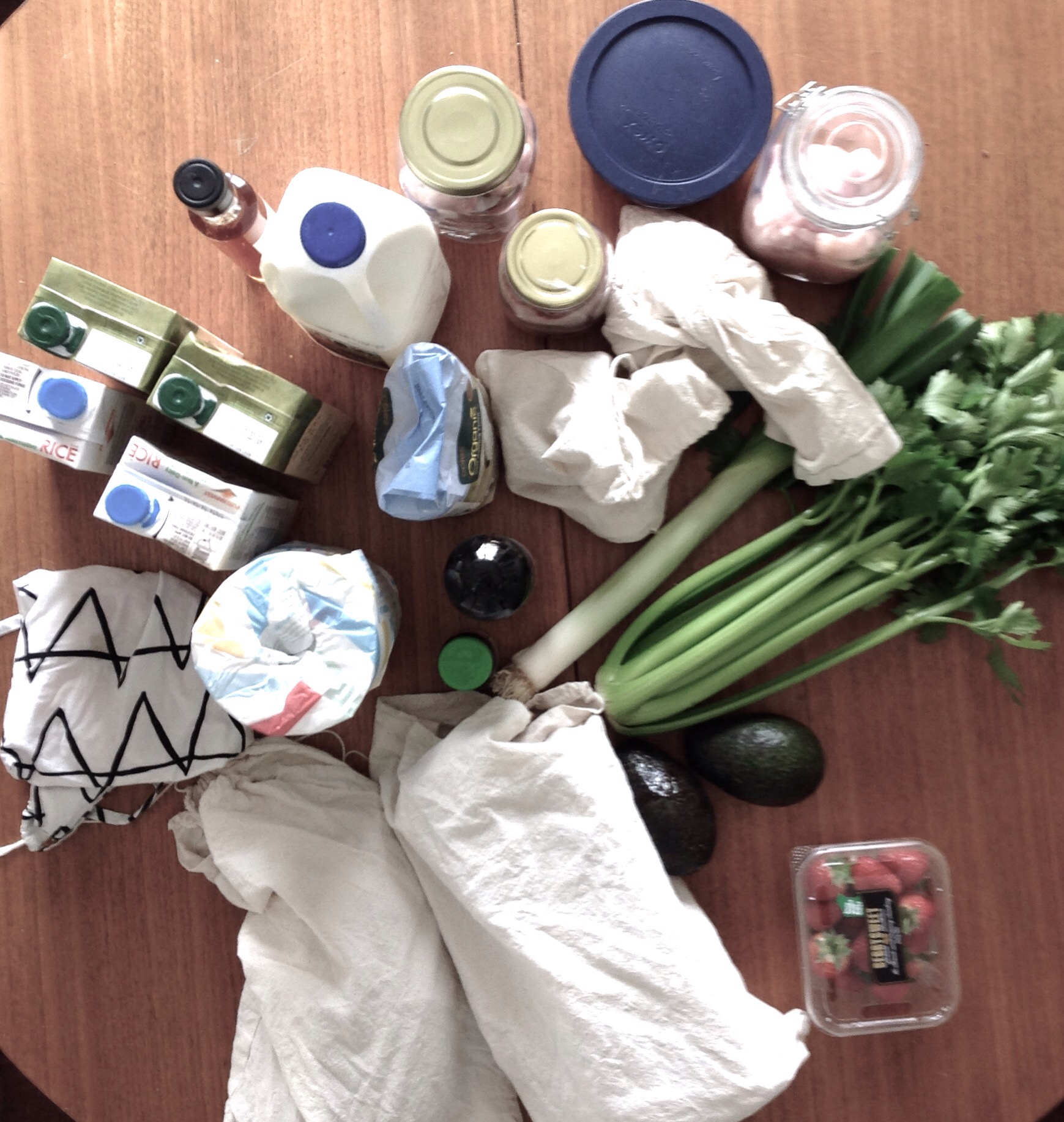 Zero Waste Grocery Haul #1 – Mindful Mumma